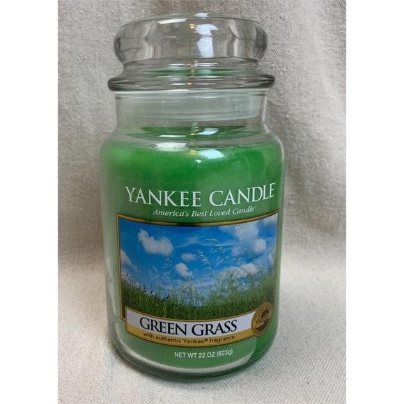 Yankee candle 22 ounce Green Grass